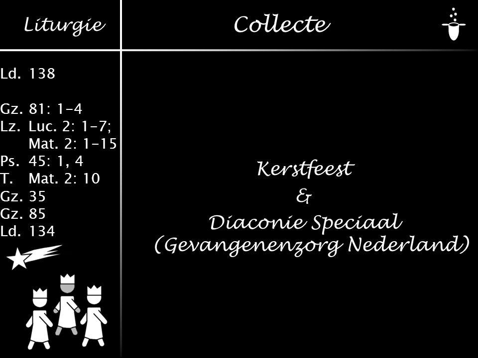 Diaconie Speciaal (Gevangenenzorg Nederland)