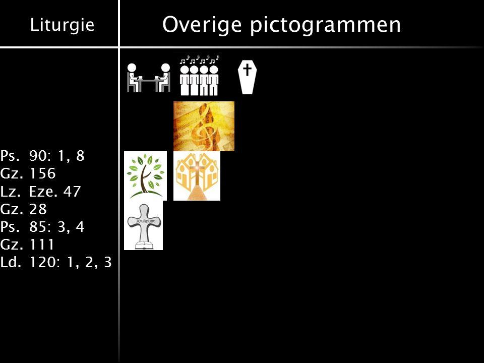 Overige pictogrammen