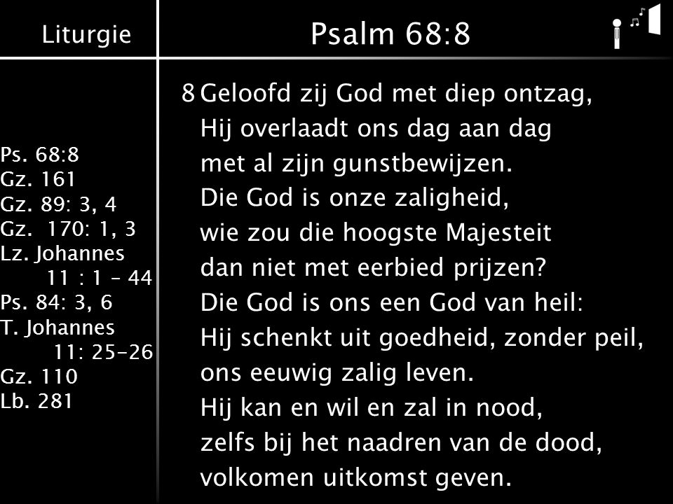 Psalm 68:8