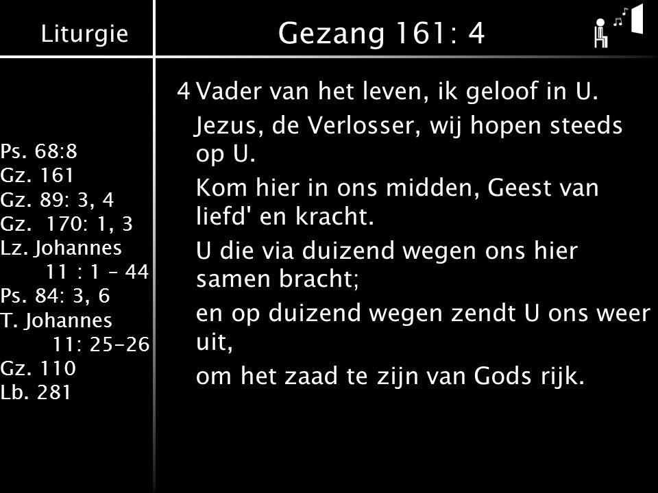Gezang 161: 4