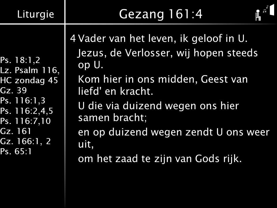 Gezang 161:4