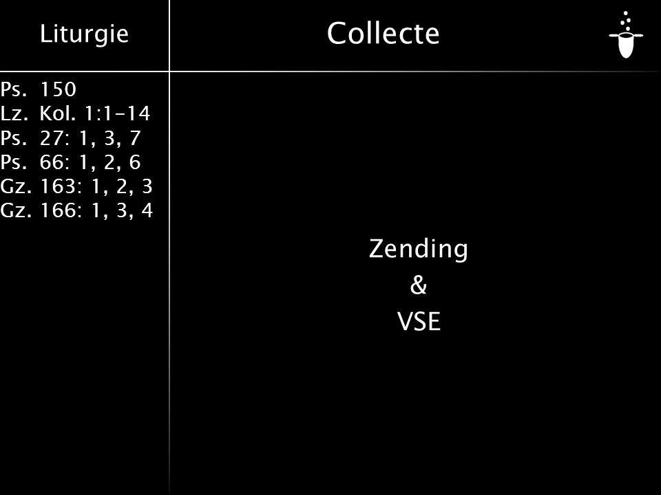 Collecte Zending & VSE