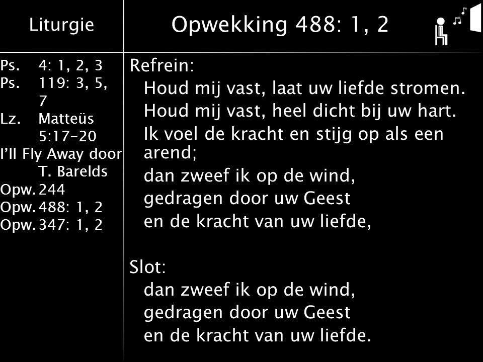 Opwekking 488: 1, 2