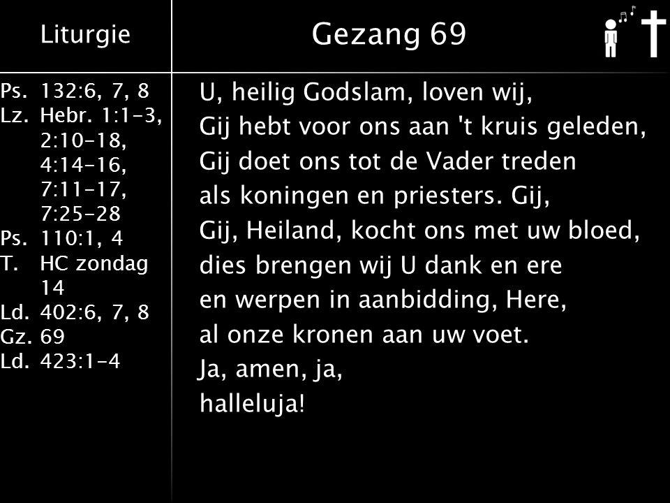 Gezang 69