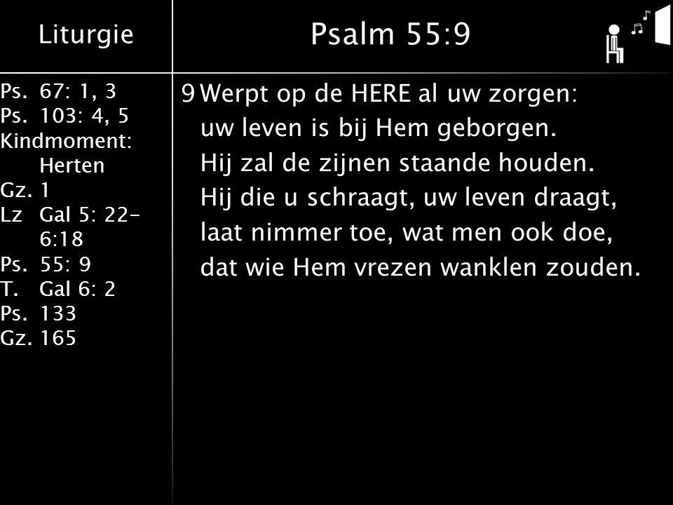 Psalm 55:9