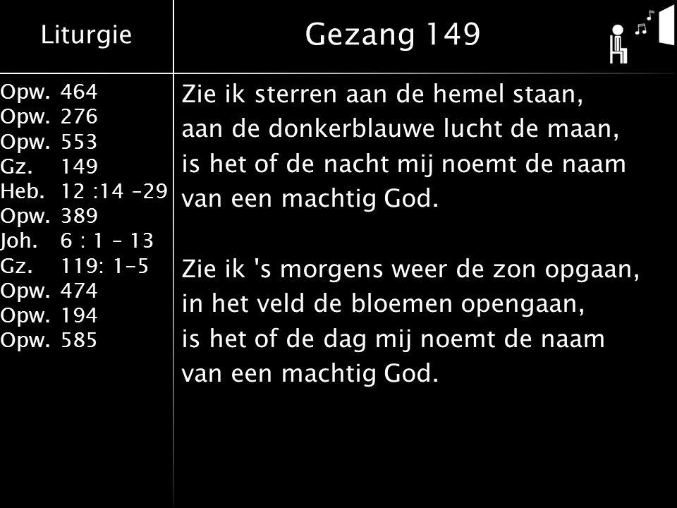 Gezang 149