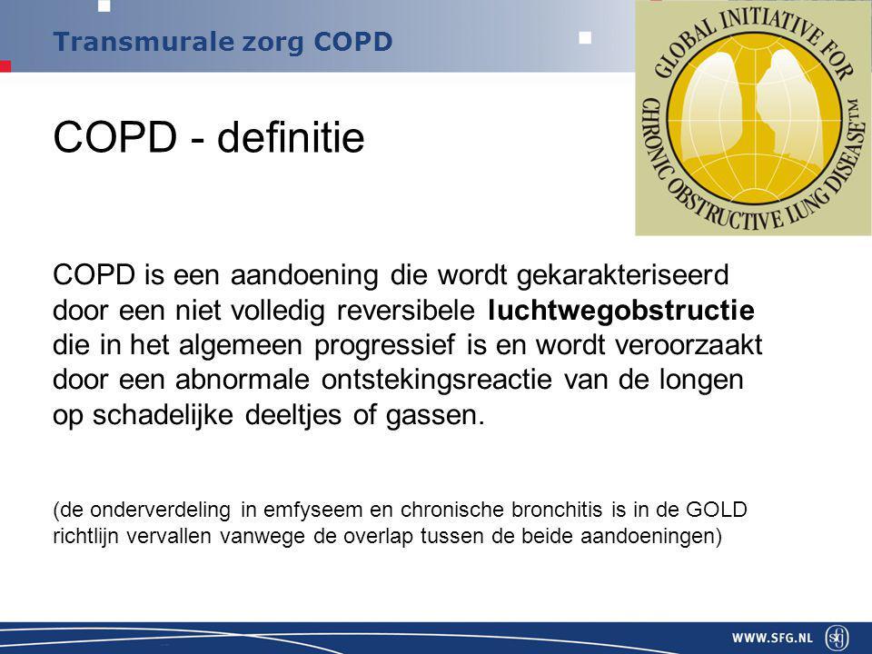 COPD - definitie