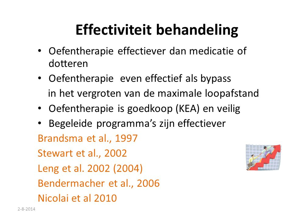 Effectiviteit behandeling