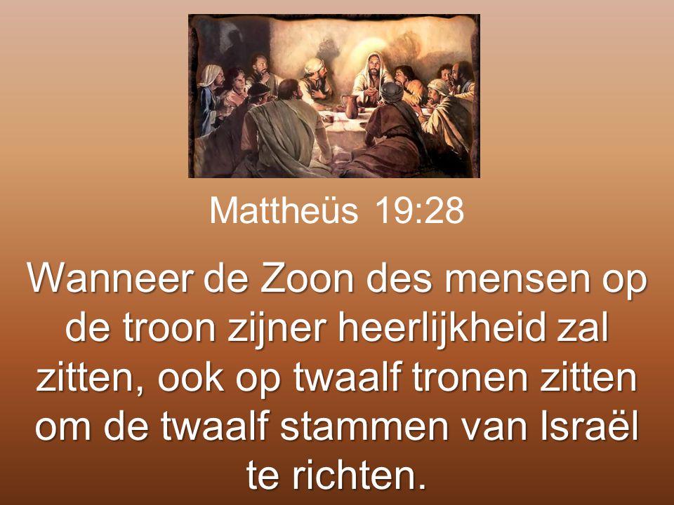 Mattheüs 19:28