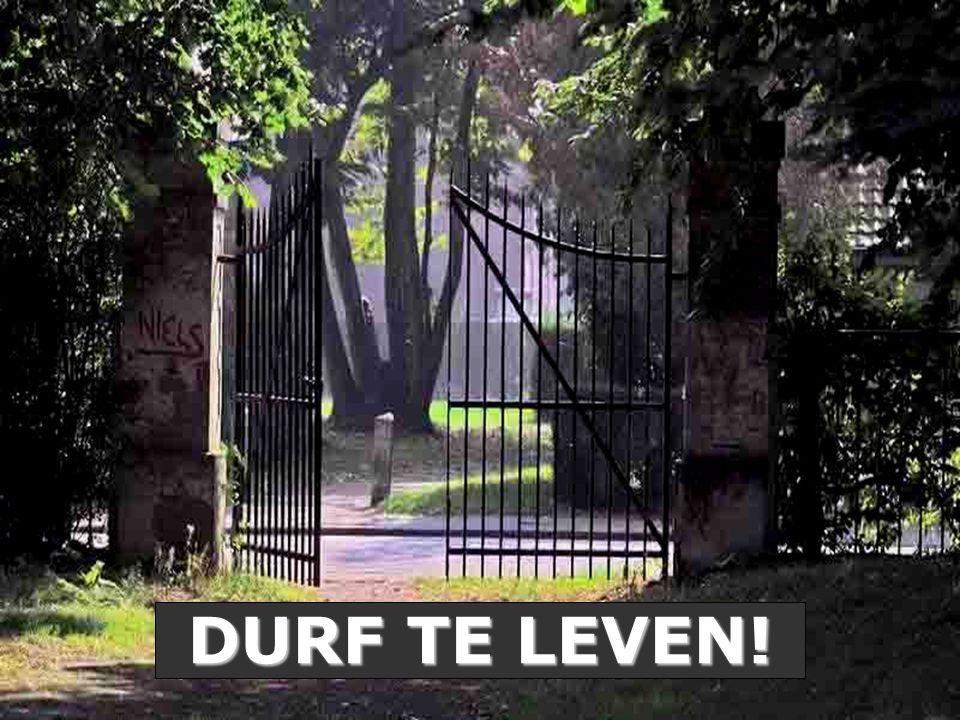 DURF TE LEVEN!