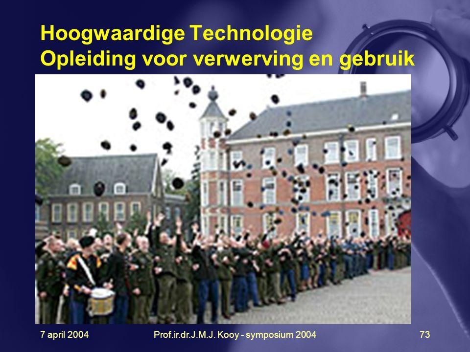 Hoogwaardige Technologie Opleiding voor verwerving en gebruik