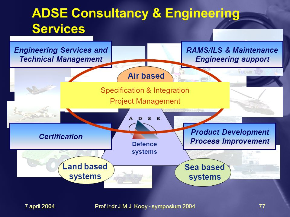 ADSE Consultancy & Engineering Services