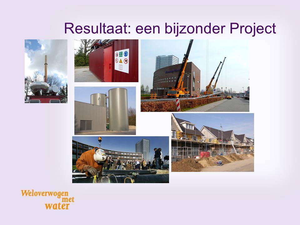Resultaat: een bijzonder Project