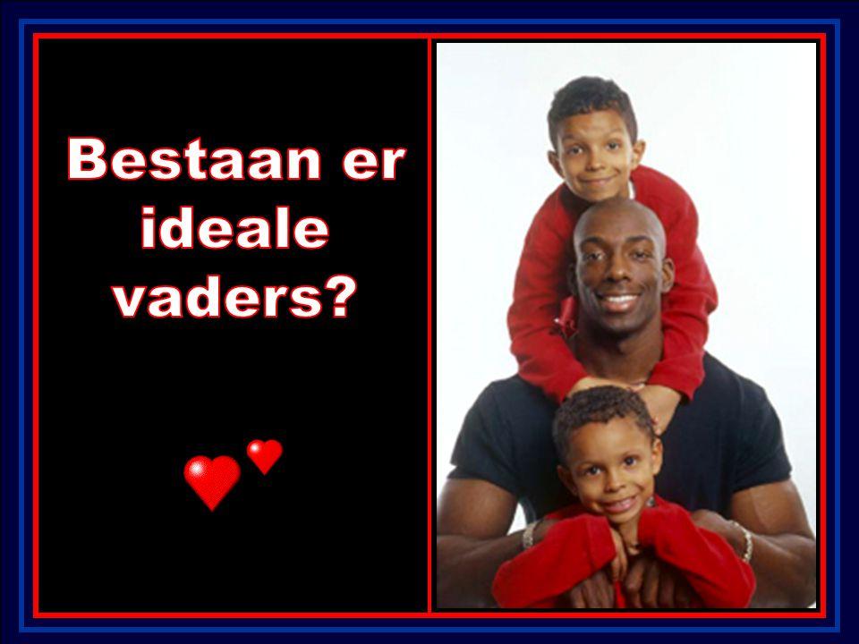 Bestaan er ideale vaders