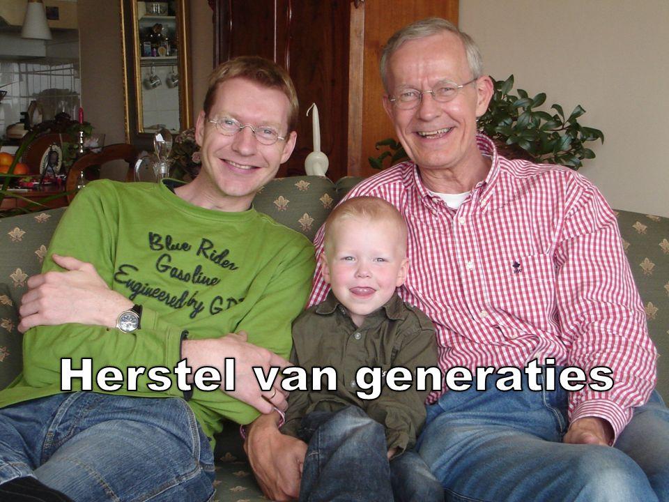 Herstel van generaties