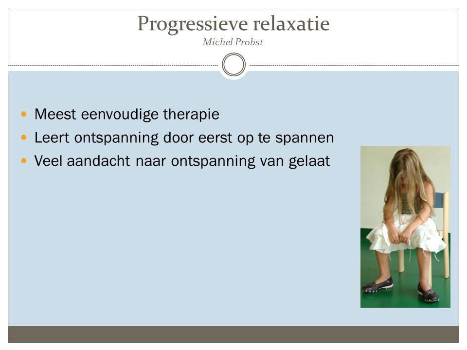 Progressieve relaxatie Michel Probst