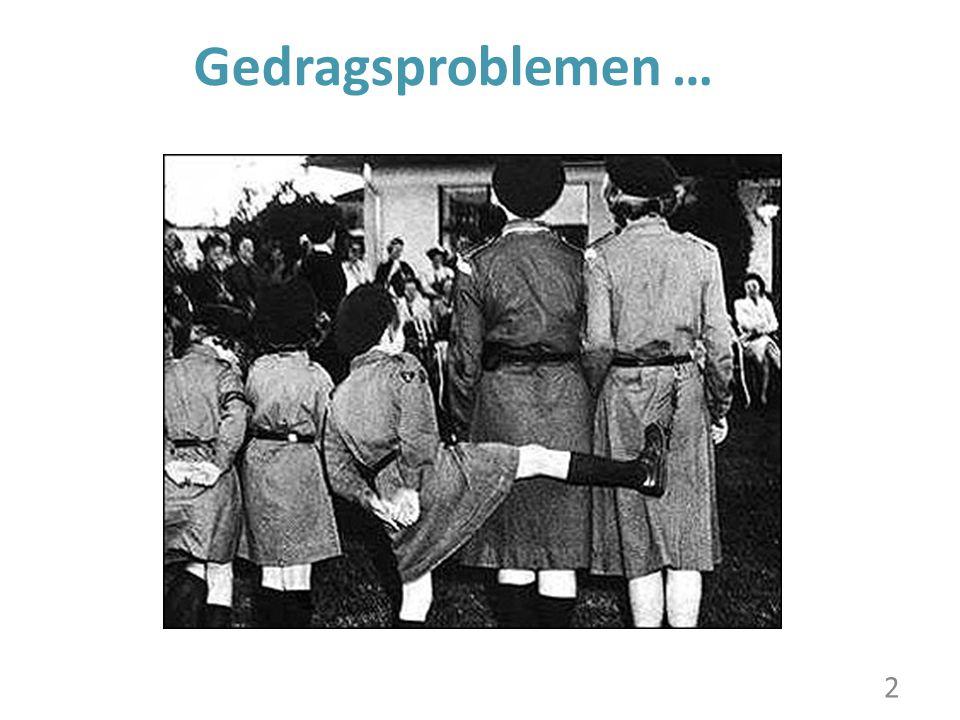 lectoraat Gedragsproblemen in de Onderwijspraktijk