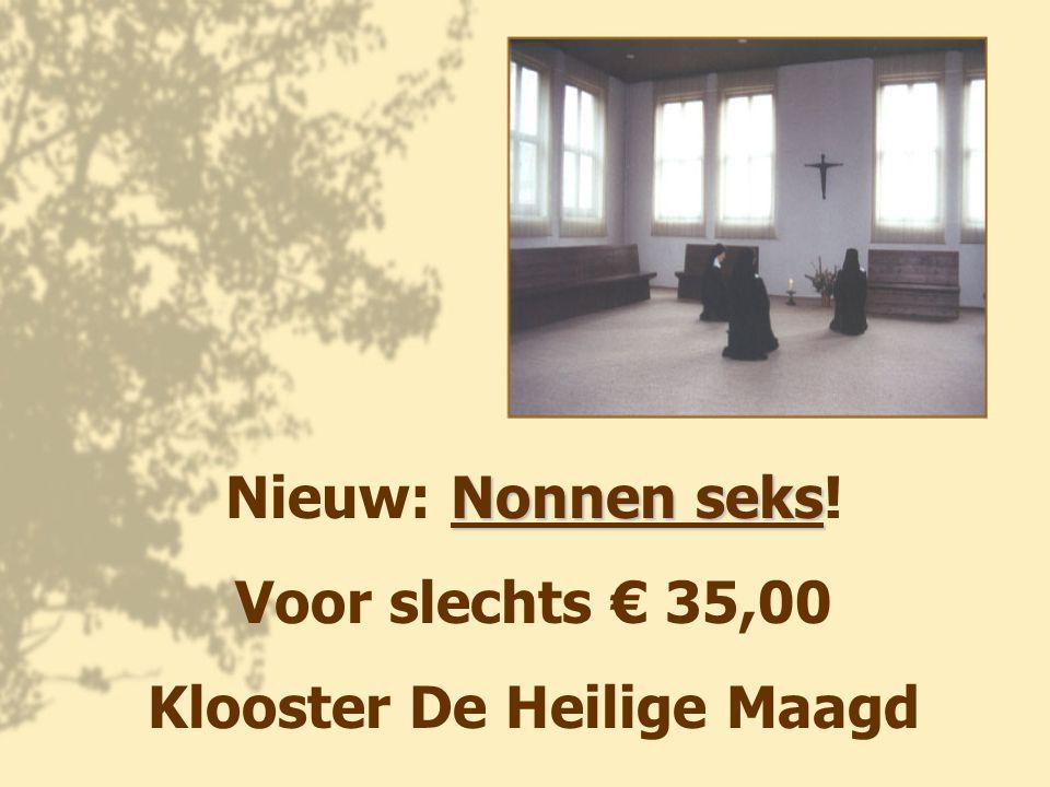 Klooster De Heilige Maagd