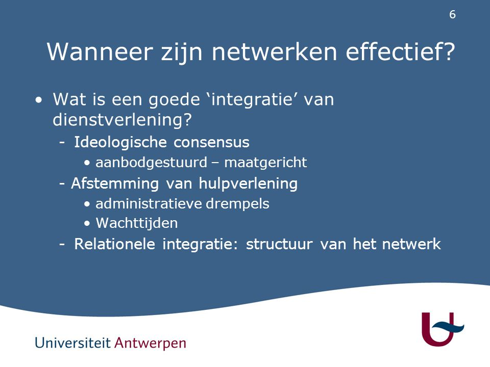 Relationele integratie