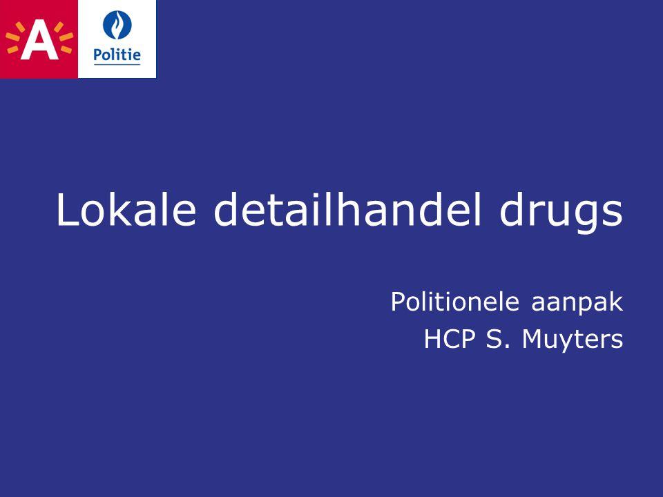 Lokale detailhandel drugs