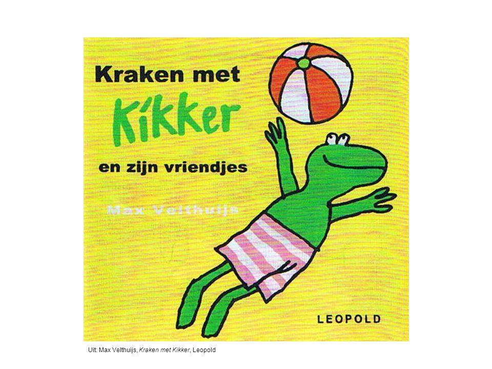 Uit: Max Velthuijs, Kraken met Kikker, Leopold