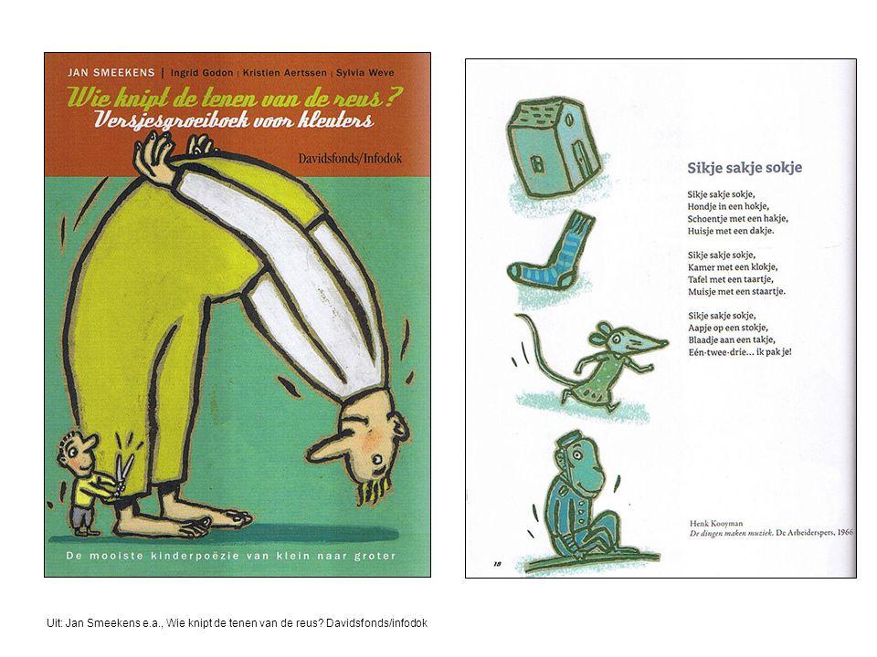 Uit: Jan Smeekens e. a. , Wie knipt de tenen van de reus