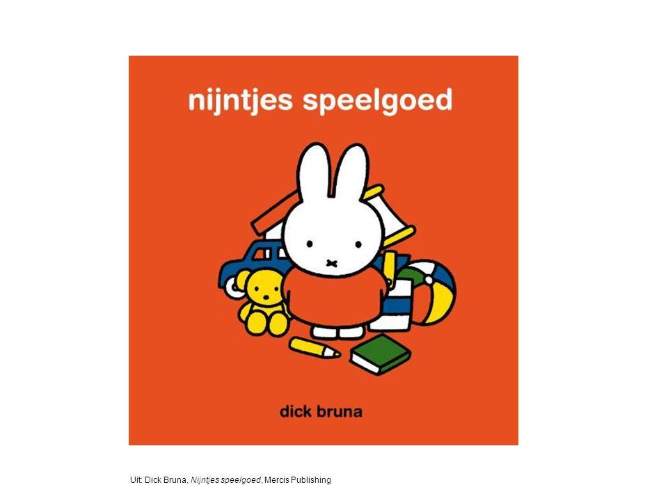 Uit: Dick Bruna, Nijntjes speelgoed, Mercis Publishing
