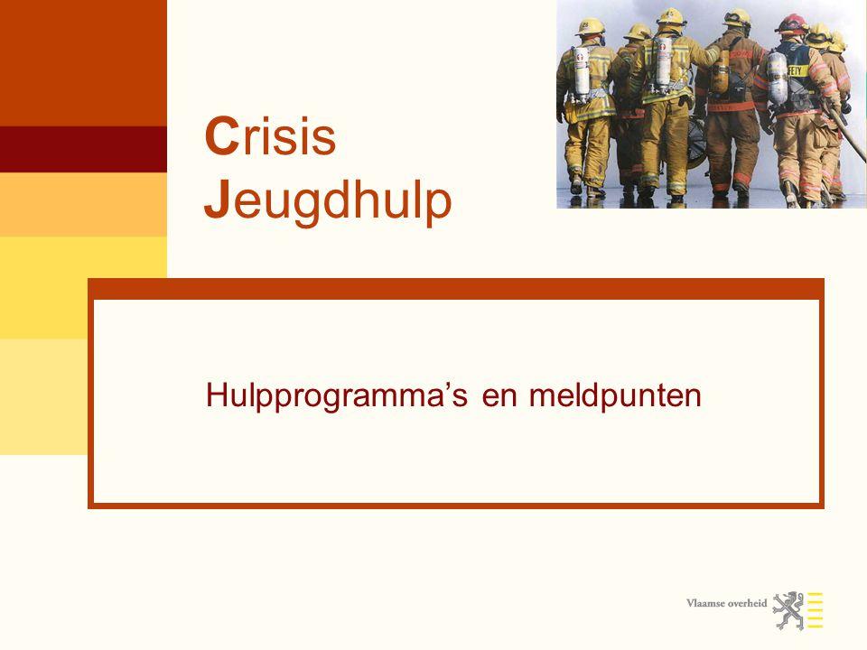 Hulpprogramma's en meldpunten
