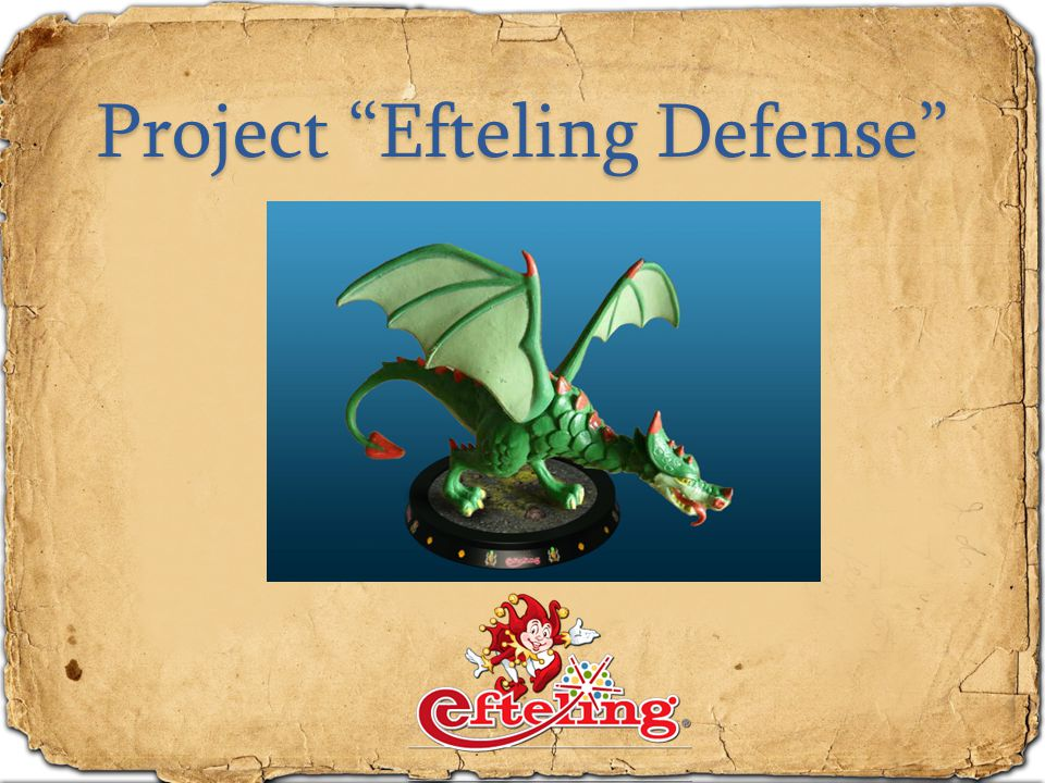 Project Efteling Defense