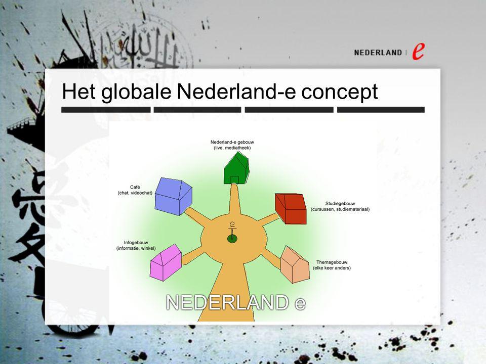 Het globale Nederland-e concept