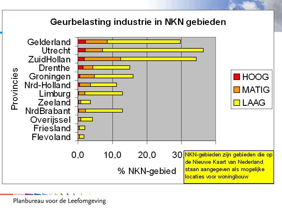 In de Nieuwe Kaart van Nederland zijn de gebieden te vinden die bestemd zijn voor woningebouw in de komende jaren.