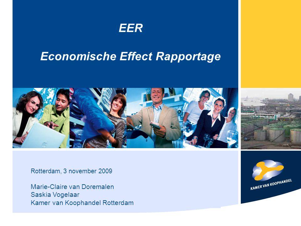 EER Economische Effect Rapportage