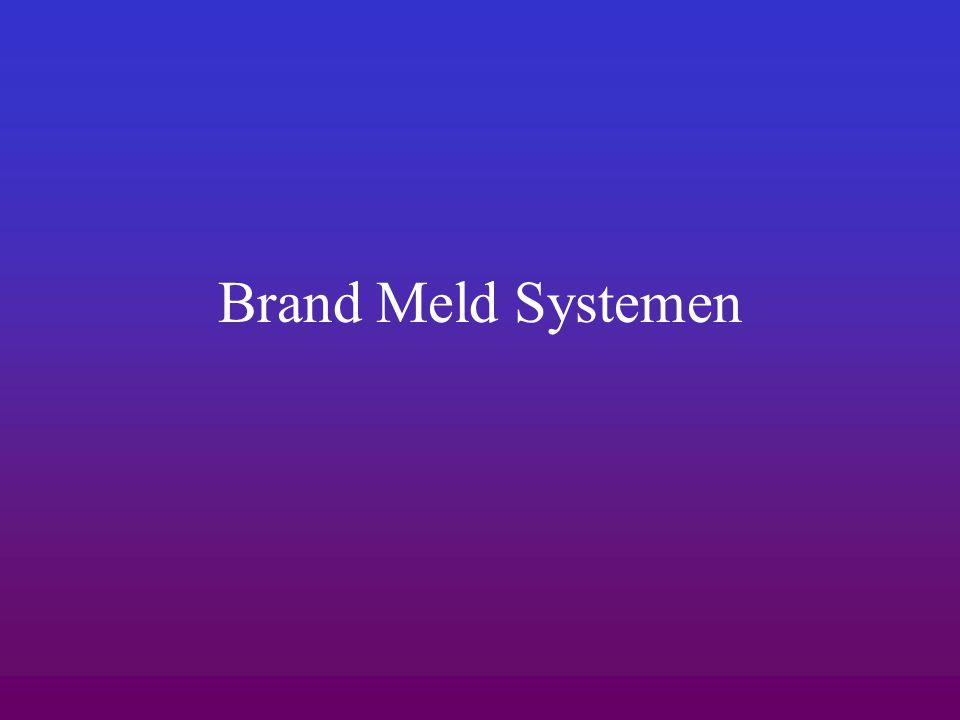 Brand Meld Systemen