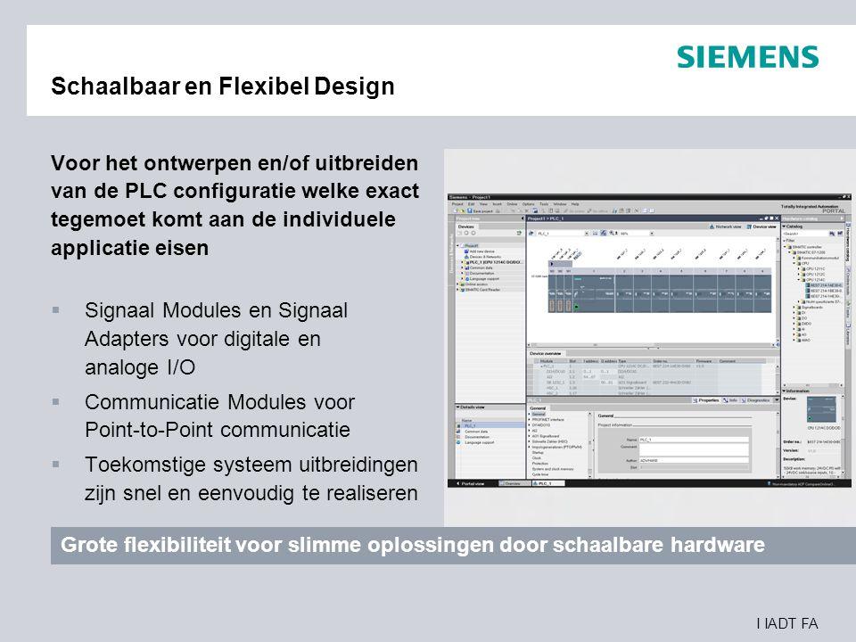 Schaalbaar en Flexibel Design