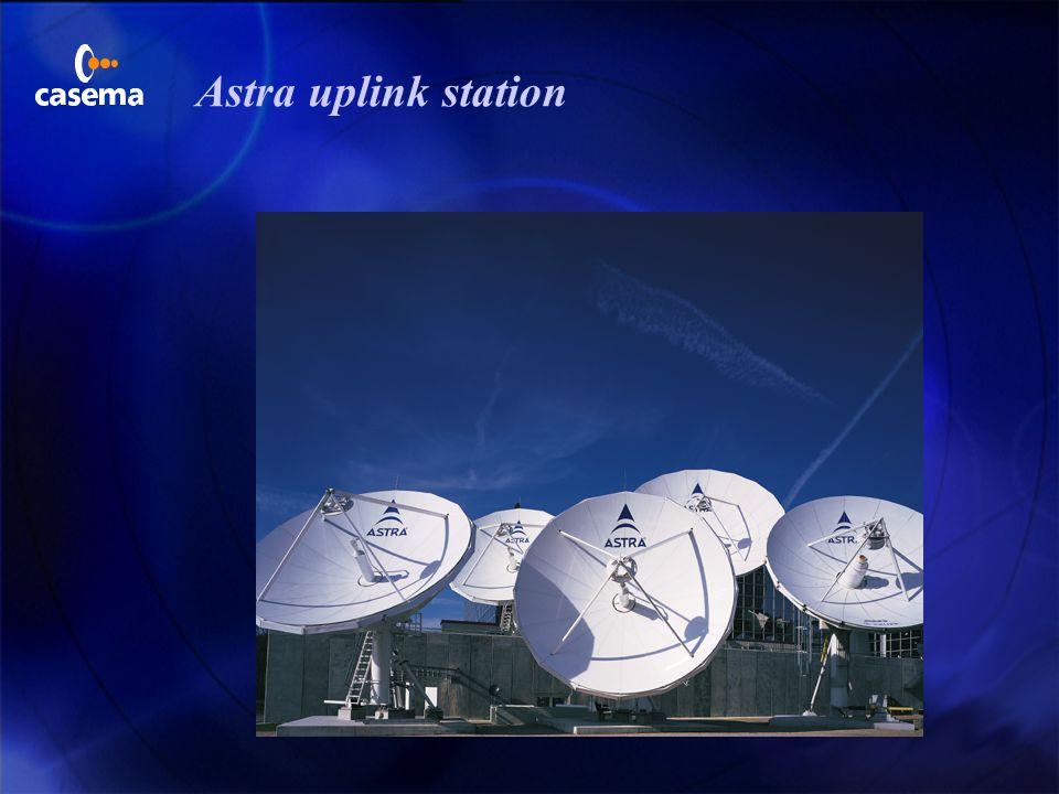 Astra uplink station