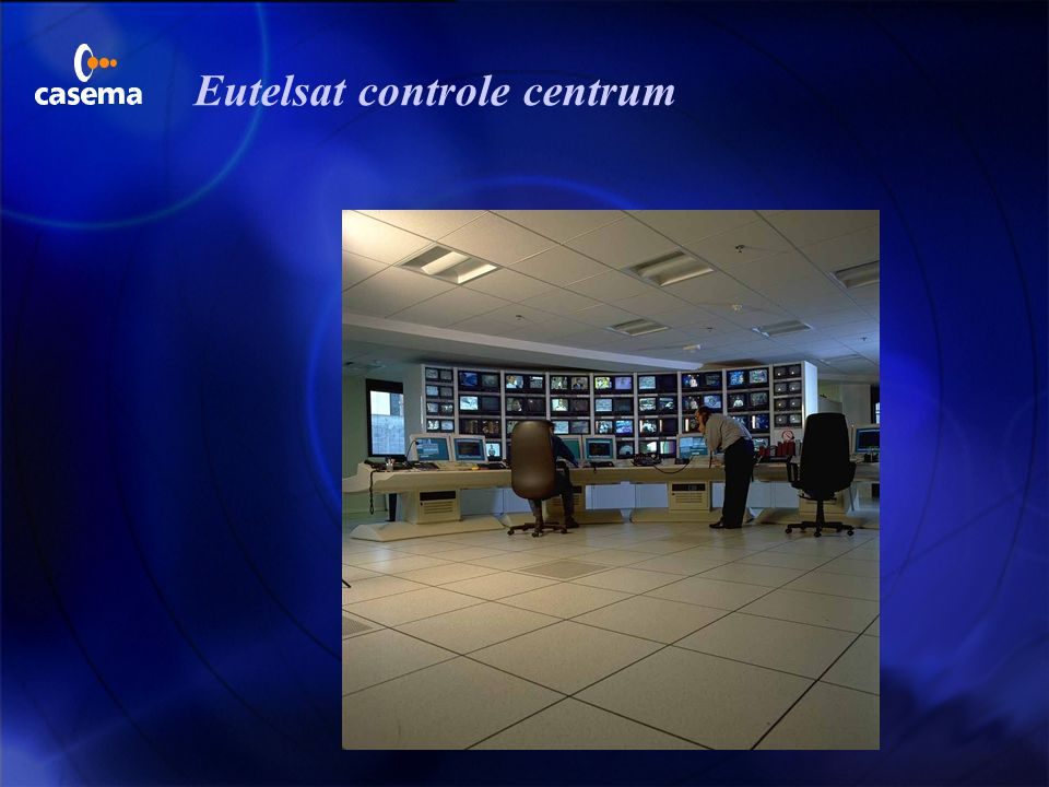 Eutelsat controle centrum