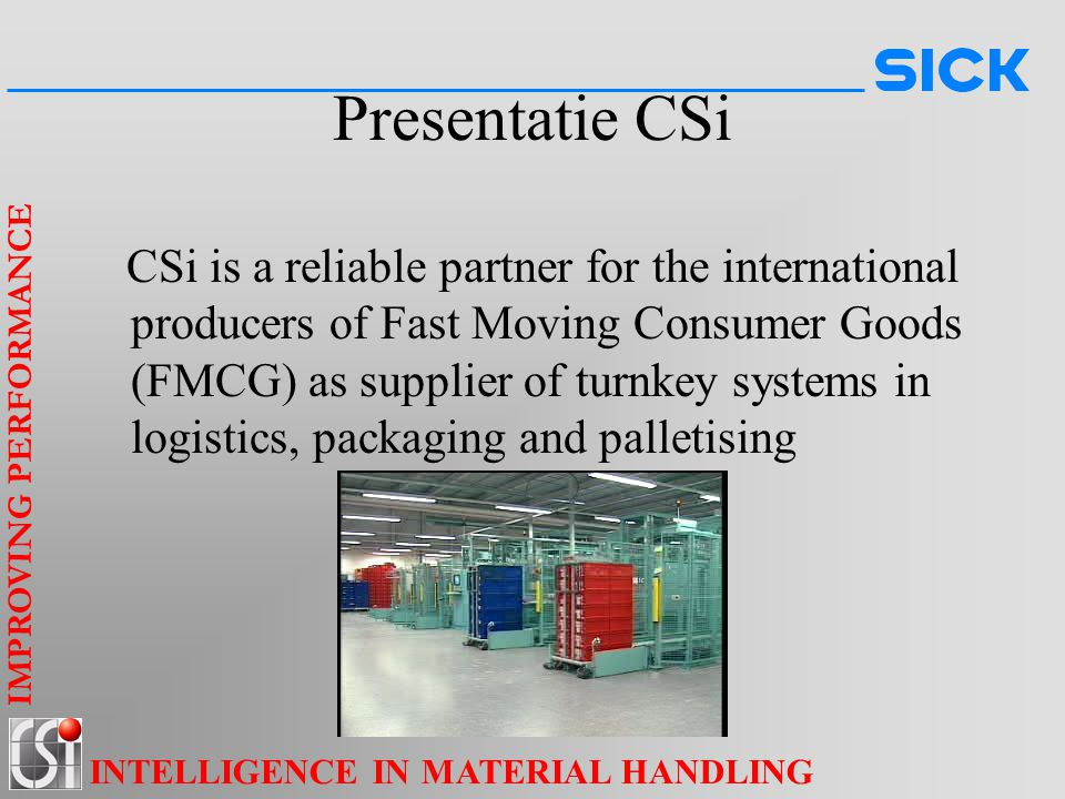 Presentatie CSi