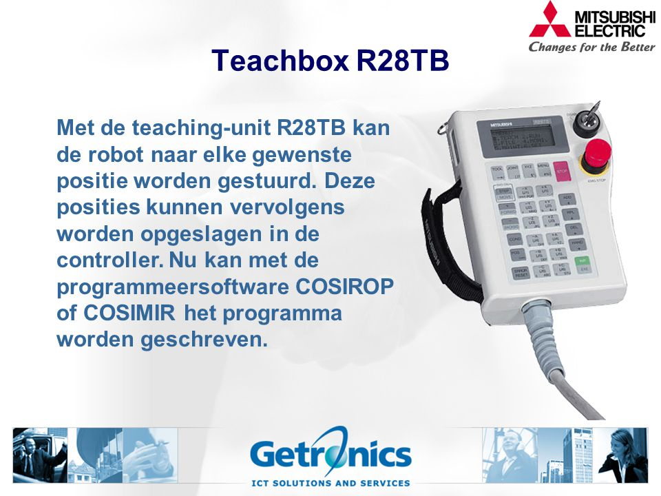 Teachbox R28TB