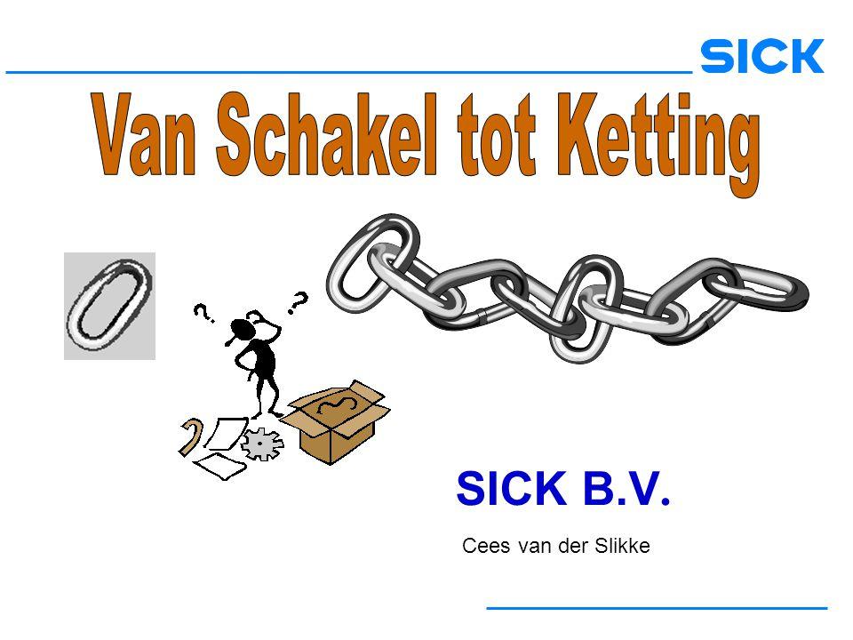 Van Schakel tot Ketting