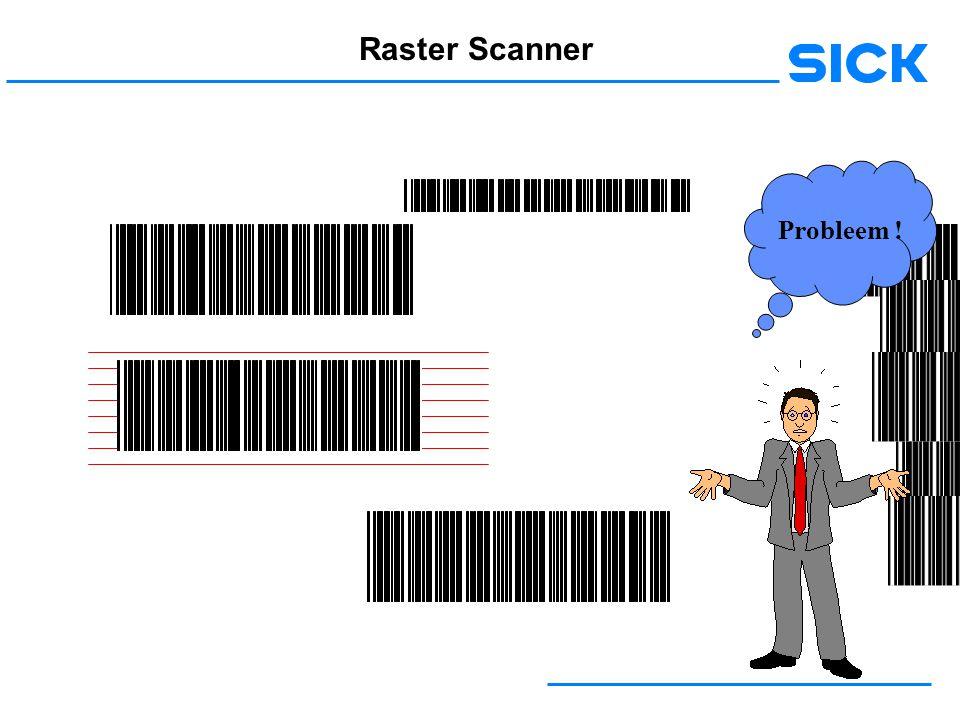 Raster Scanner Probleem !