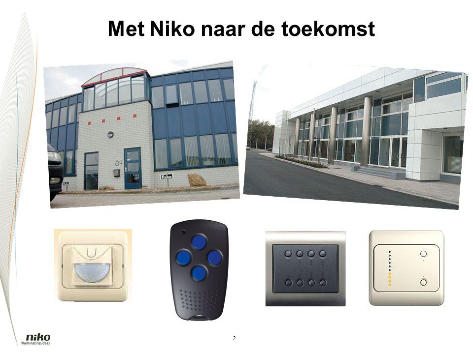 Met Niko naar de toekomst