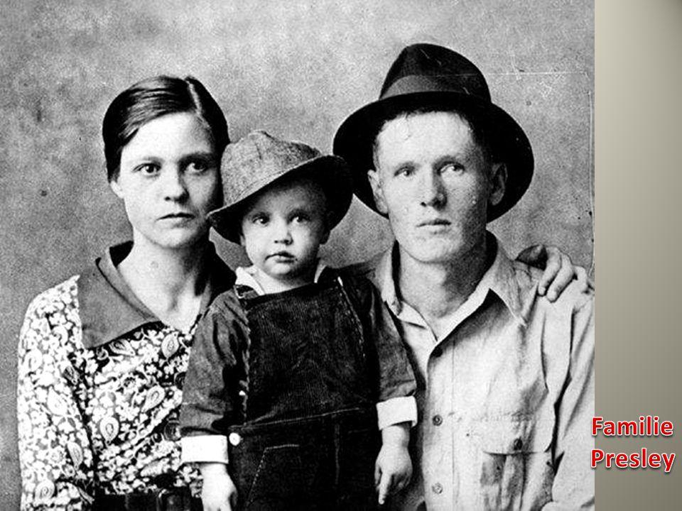 Familie Presley