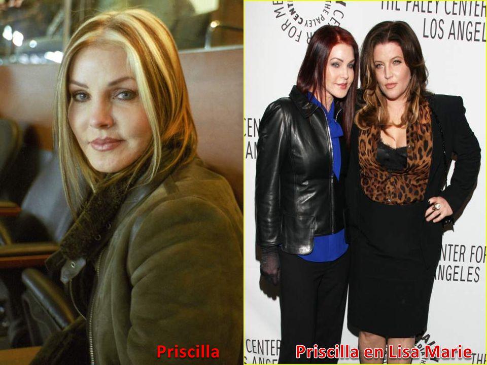 Priscilla en Lisa Marie