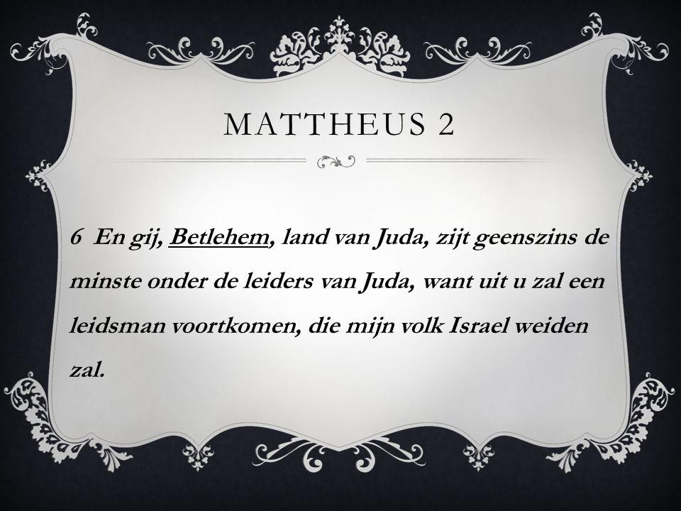Mattheus 2