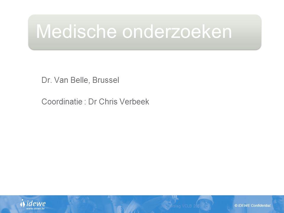 Coordinatie : Dr Chris Verbeek