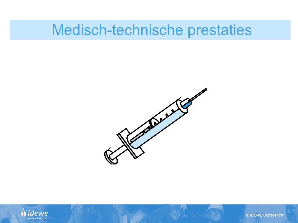 Medisch-technische prestaties