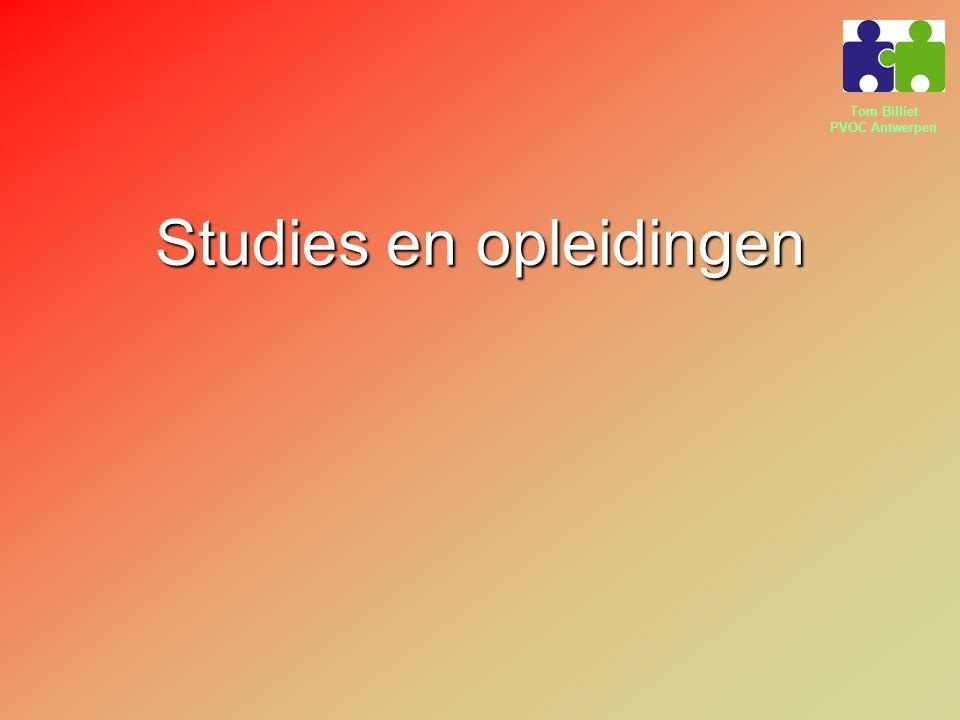 Studies en opleidingen