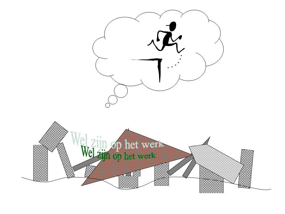 Wel zijn op het werk Wees niet te voortvarend Laat je niet opjagen