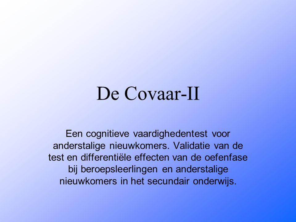 De Covaar-II