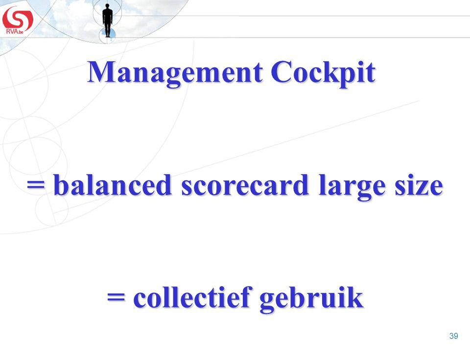 = balanced scorecard large size